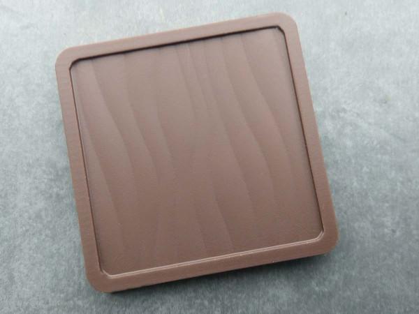 Schokoladen Minitafel Wellen