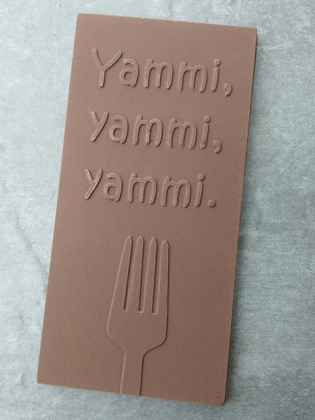 Chocolate Tablet Yammi