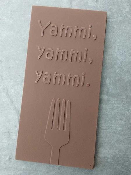 Schokoladentafel Yammi