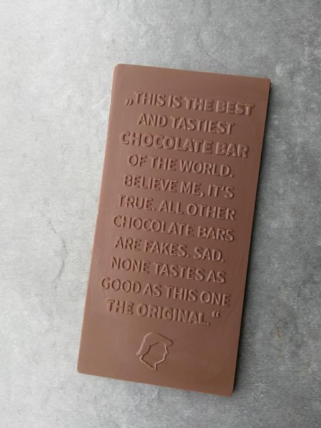 Best chocolate bar of the world Chocolate